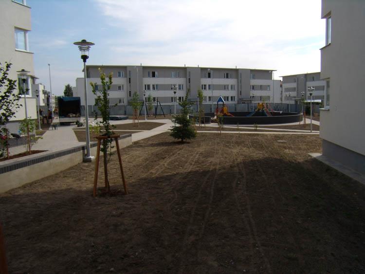 Osiedle Pod Fortem w Krakowie