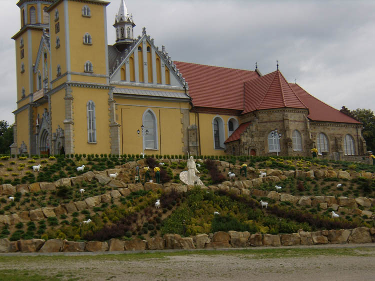 Kościół w Trzcianie