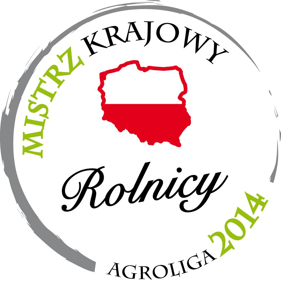 mistrz krajowy ROLNICY 2014